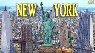 Download NEW YORK , MANHATTAN - BEST OF NEW YORK 4K Video