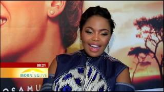 Download Terry Pheto on her nomination at the British Independent Film Awards Video