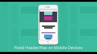 Download How to Make Your Divi Header & Nav Menu Fixed on Mobile Video