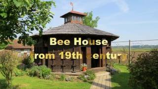 Download Bee House from 19th century in Slovenia, Čebelarski muzej, čebelarstvo Tigeli Video