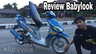 Download REVIEW HONDA VARIO BABYLOOK MERAKYAT !! Video