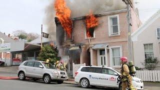 Download Dunedin Carroll St fire 2016 Video