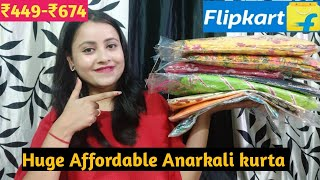 Download Anarkali Kurta Under ₹700/Affordable Anarkali Kurtis/Aakankshakumar Video