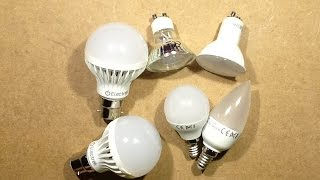 Download New, and VERY interesting Poundland 5W LED lamps. Video