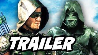Download Arrow Season 5 Episode 9 Promo Oliver vs Prometheus Breakdown Video
