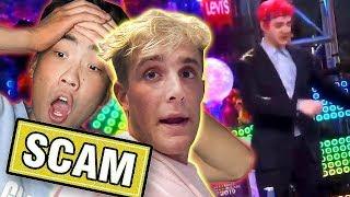 Download Jake Paul & Ricegum SCAM Mystery unbox ? / Ninja New Years Cringe / 📰 PEW NEWS📰 Video
