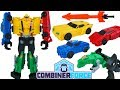 Download Transformers Combiner Force Ultra Bee Robots in Disguise Bumblebee Is ready for Menasor Video
