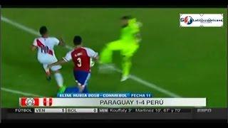 Download Paraguay vs Peru 1-4 - Resumen Completo - 11/Noviembre/2016 - Eliminatorias Rusia 2018 Video