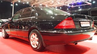 Download Armored Mercedes-Benz S600 W220 V12 Guard - Гараж особого назначения Video