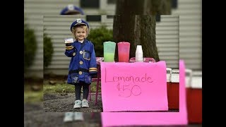 Download This Little Girl Was Selling Lemonade To Raise Money Then Suddenly The Cops Arrived Video