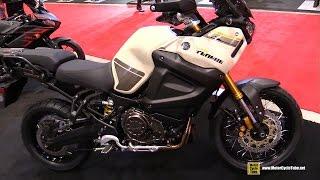 Download 2017 Yamaha Super Tenere - Walkaround - 2017 Toronto Motorcycle Show Video