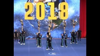 Download Cheer Extreme Coed Elite HIT ZERO at WORLDS Day 2 Video