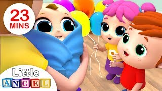 Download Welcome Home, Baby Brother! | Nursery Rhymes by Little Angel Video