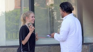 Download Girl Asks Guys For Sḛx (Social Experiment) Video