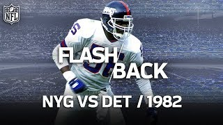 Download That Time Lawrence Taylor Single-Handedly Beat the Lions | Giants vs. Lions | NFL Highlights Video