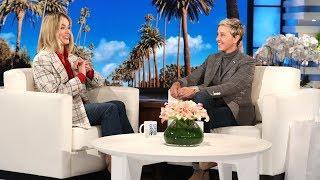 Download You Won't Believe Margot Robbie's Honeymoon with Ellen, Short Shorts & a President Video