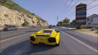 Download ► GTA 6 Graphics ✪ NaturalVision 2 0 Lamborghini! Realistic Graphic MOD PC Video