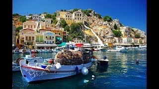 Download Visit Greece   Dodecanese gems from above Video