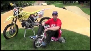 Download Racer's Dream Garage Calendar - Travis Pastrana Video