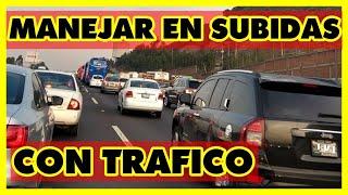 Download COMO MANEJAR EN SUBIDA CON TRAFICO Video