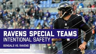 Download Baltimore Ravens Holding Strategy on Bizarre Final Play! | Bengals vs. Ravens | NFL Video