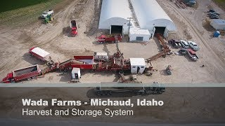 Download Wada Farms Storage and Harvest Operation Video