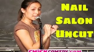 Download Anjelah Johnson - Nail Salon Uncut (Stand Up Comedy) Video