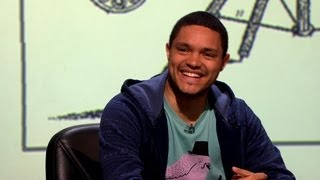 Download Trevor Noah's click-singing - QI: Series K Episode 6 Preview - BBC Two Video