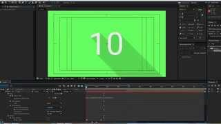 Download Animated Counting Numbers in After Effects | Slider Control Video