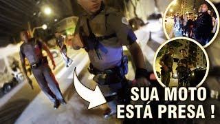Download ABORDAGEM POLICIAL COM ARMA EM PUNHO ! Video