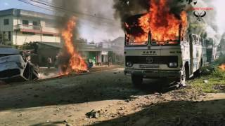 Download Bandh bandh violence Video