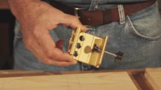 Download 841/851 Doweling Jig Instructional Video Surface to End Joint Video