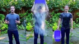 Download Mark Zuckerberg ALS Ice Bucket Challenge. Video
