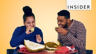 Download We Tried Durian, the World's Smelliest Fruit Video