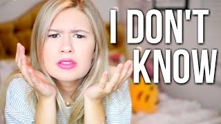 Download I Don't Know Where I'm Going to College Video