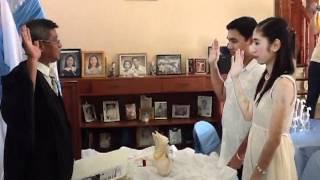 Download erick & tina's civil wedding ^ ^ Video