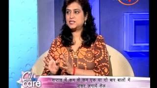 Download Hair Oiling - Hair Beauty Tips- Beauty Expert Rajni Duggal- Call For Care- PRAGYA TV Video