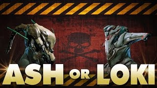 Download Warframe Ash or Loki? Who is the real ninja! Video