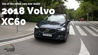 Download 2018 Volvo XC60 1st. drive with Graeme McInally, Director of Crash Analysis, Volvo Cars Video