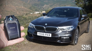Download The New BMW 5 Series is a TOTAL TECH FEST! Video