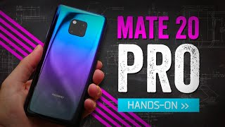 Download Huawei Mate 20 Pro Hands-On: The Phone I Crossed An Ocean For Video