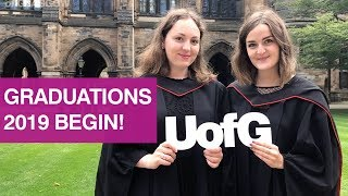 Download UofG Summer Graduations 2019 Video