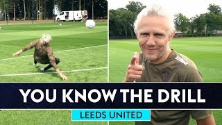 Download Jimmy Bullard gets floored! 🤣 | Leeds United | You Know The Drill Video