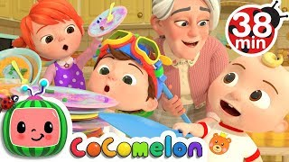 Download Helping Song + More Nursery Rhymes & Kids Songs - CoCoMelon Video