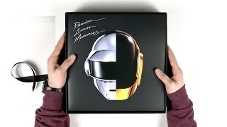 Download Daft Punk R.A.M. Deluxe Box Set Unboxing Video