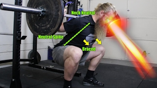 Download How To Low Bar Squat: Torso Angle / Butt Wink / Reaching Depth Video