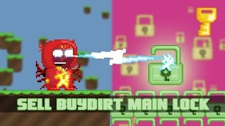 Download Growtopia | sell buydirt main lock for ???dl+ Feat.Mods Video