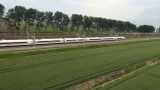 Download ProRail test veiligheid en snelheid Hanzelijn Video