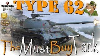 World of tank Blitz Type 62 Anime Skin Free Download Video MP4 3GP