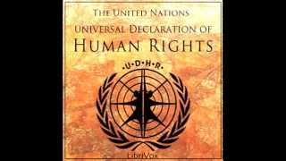 Download U.N. Universal Declaration of Human Rights - FULL Audio Book   Greatest Audio Books Video